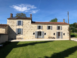 Vendee – Exquisite Restored Detached Home. Pool & Gite